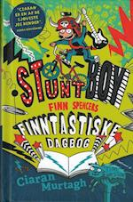 Stuntboy (Finn Spencers finntastiske dagbog, nr. 1)