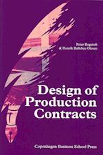 Design of Production Contracts af Peter Bogetoft