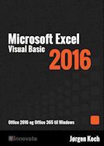 Excel 2016 VBA