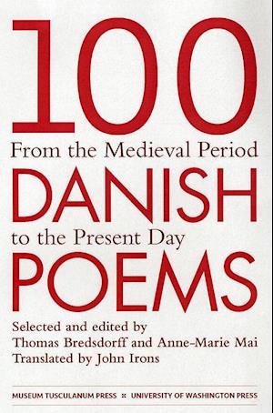 100 Danish Poems af red, Anne Marie Mai, Thomas Bredsdorff