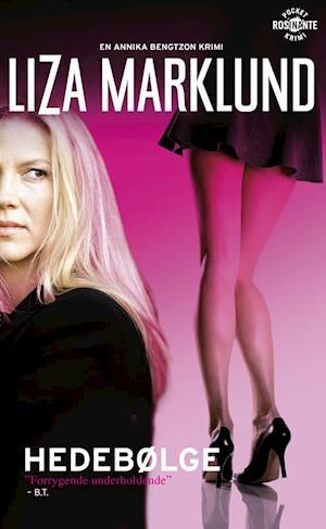 Bog, pocketbog Hedebølge af Liza Marklund