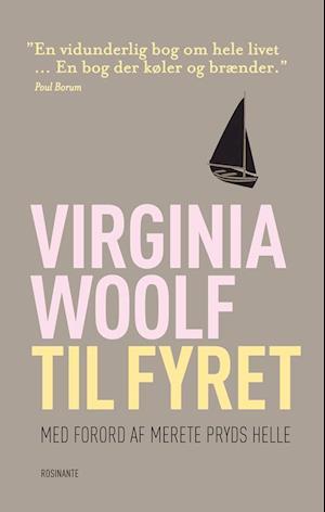 Til fyret af Virginia Woolf