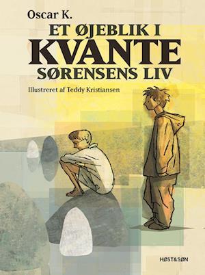 Et øjeblik i Kvante Sørensens liv af Oscar K.