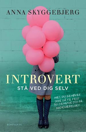Bog, hæftet Introvert af Anna Skyggebjerg