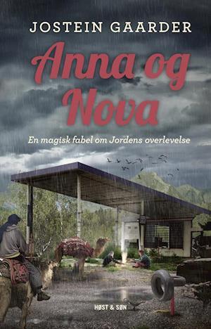 Anna og Nova af Jostein Gaarder