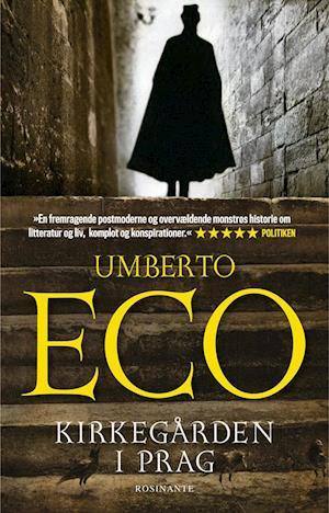 Kirkegården i Prag af Umberto Eco
