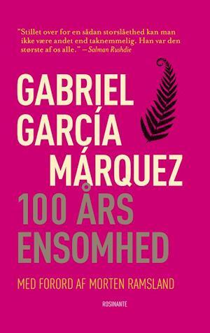 100 års ensomhed af Gabriel Garciá Márquez