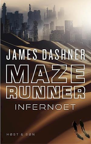 Maze runner - infernoet af James Dashner