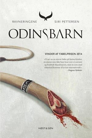 Odinsbarn af Siri Pettersen