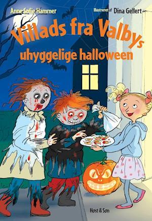 Villads fra Valbys uhyggelige halloween af Anne Sofie Hammer