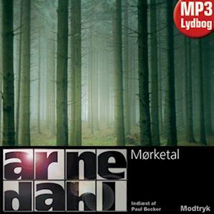 Lydbog, MP3-CD Mørketal af Arne Dahl