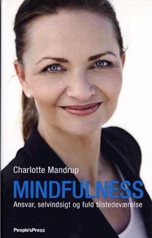 Bog, hæftet Mindfulness af Charlotte Mandrup