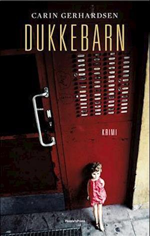 Bog, hæftet Dukkebarn af Carin Gerhardsen
