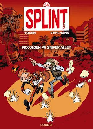 Piccoloen på Sniper Alley af Fabien Vehlmann