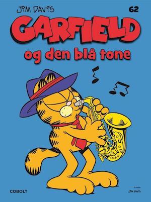 Garfield 62: Garfield og den blå tone af Jim Davis
