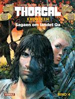 Thorgal- Sagaen om landet Qa (Thorgal)