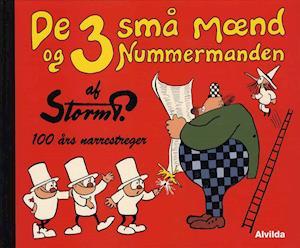 De 3 små mænd og nummermanden af Robert Storm Petersen