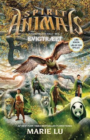 Spirit Animals 7: Evigtræet af Marie Lu