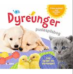 Skumpuslespil: Dyreunger (Skumpuslespilsbøger)