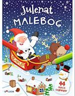 Julenat - malebog