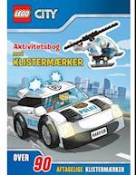 LEGO(R) City. Aktivitetsbog med klistermærker (LEGOR City)