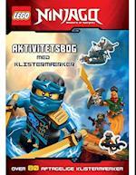 LEGO(R) Ninjago. En aktivitetsbog med klistermærker (LEGOR Ninjago)