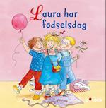 Laura har fødselsdag (Læselarven)