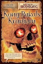Kong Pakals kranium af Jacob Weinreich
