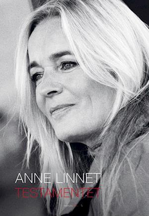 Bog, indbundet Testamentet af Anne Linnet