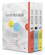 1Q84 Bog 1-3 (PB) af Haruki Murakami