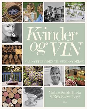 Kvinder og vin af Erik Skovenborg, Malene Smidt Hertz