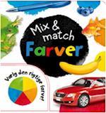 Mix og Match farver
