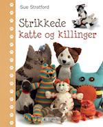 Strikkede katte & killinger af Sue Stratford