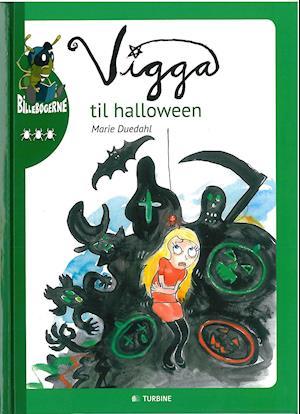 Vigga til halloween af Marie Duedahl