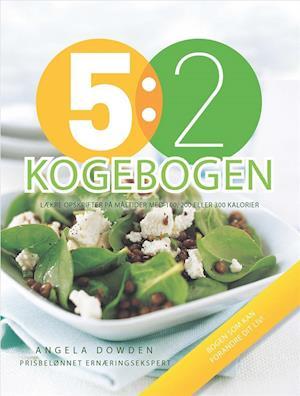 5:2 kogebogen af Angela Dowden