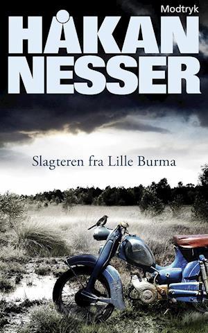 Slagteren fra Lille Burma af Håkan Nesser
