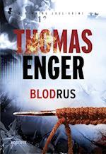 Blodrus (Serien om Henning Juul 3 bind)
