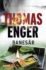 Banesår (Serien om Henning Juul 5 bind)