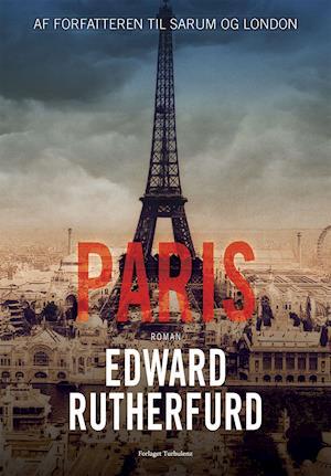 Paris af Edward Rutherfurd