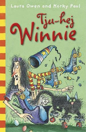 Tju-hej Winnie af Laura Owen