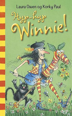 Hyp-hyp Winnie! af Laura Owen
