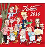Julius Tegninger 2016