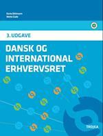 Dansk og international erhvervsret af Dorte Dittmann, Mette Gade