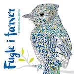 Malebog: Fugle i farver