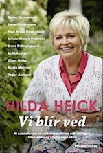 Vi bli'r ved af Hilda Heick