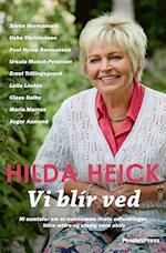 Vi blir ved af Hilda Heick