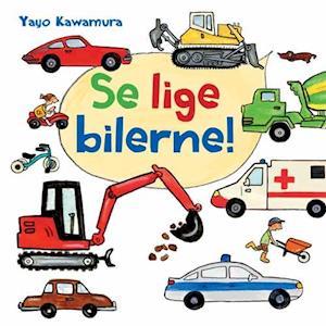 Se lige bilerne! af Yayo Kawamura