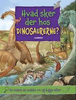 Hvad sker der hos dinosaurerne?