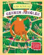 Kan du finde vej? - gennem junglen af Joanna Mclnerney