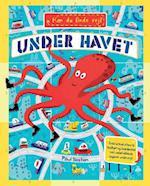 Kan du finde vej? - under havet af Joanna Mclnerney